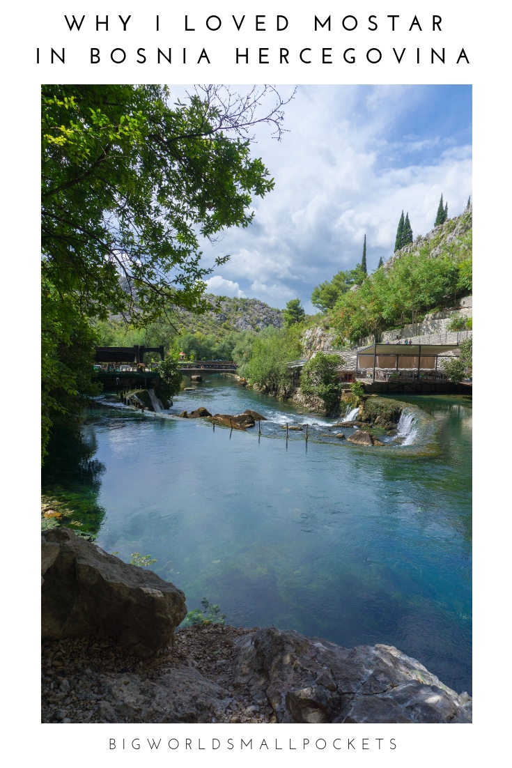 Why I Loved Mostar in Bosnia {Big World Small Pockets}