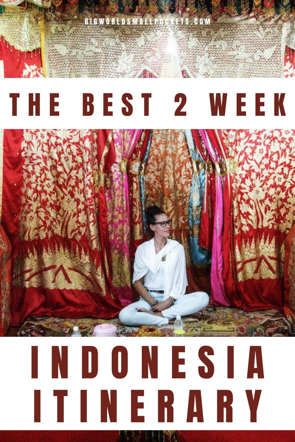 Best 2 Week Itinerary for Indonesia