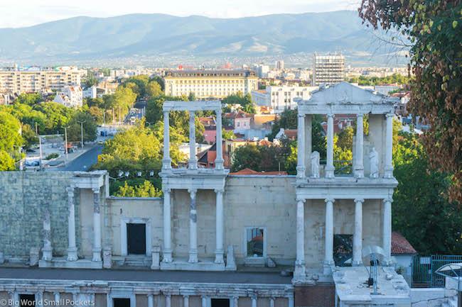 Bulgaria, Plovdiv, Theatre
