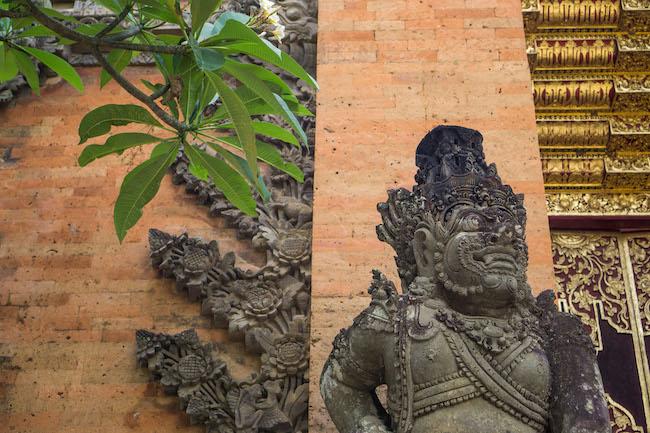 Indonesia, Bali, Temple