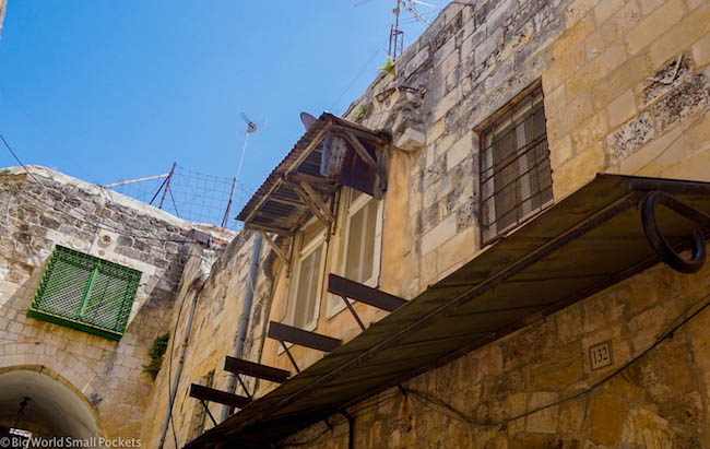Israel, Jerusalem, Buildings
