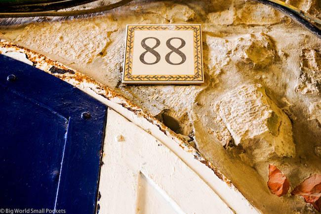 Israel, Jerusalem, House Number
