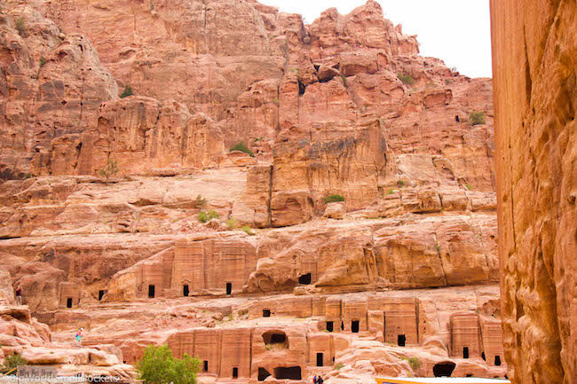 Jordan, Petra, Hiking Views