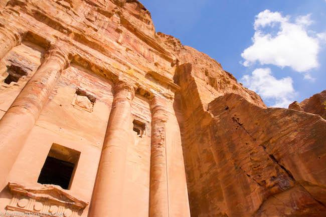 Jordan, Petra, Monastery