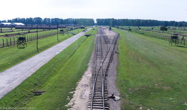 Poland, Auschwitz, Birkenau