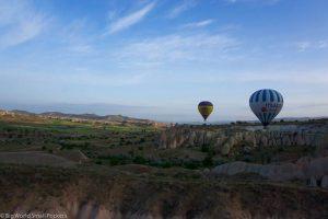 Turkey, Goreme, Balloons