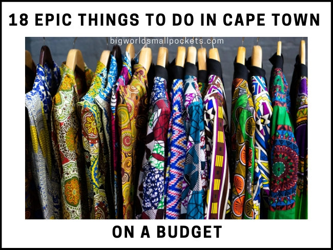 18 Best Things To Do in Cape Town on a Budget