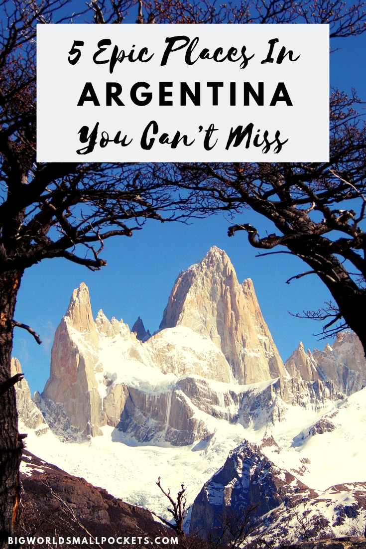5 Epic Travel Spots in Argentina You Can't Miss {Big World Small Pockets}