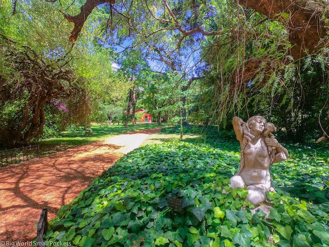 Argentina, Buenos Aires, Botanic Gardens