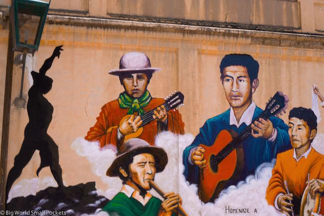 Argentina, Humahuaca, Street Art