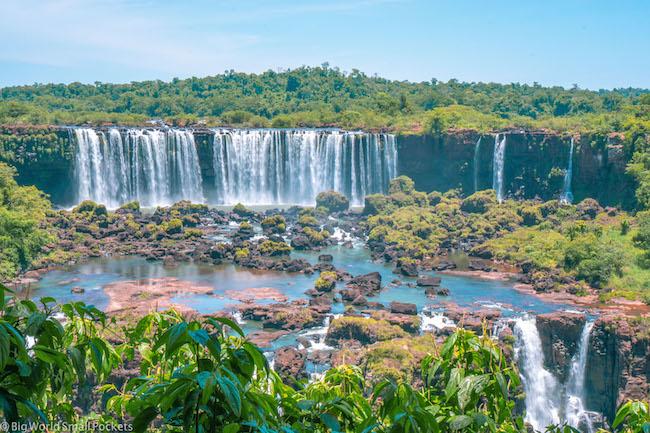 Argentina, Iguazu Falls, Cascade