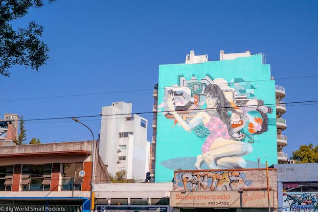Argentina, Palermo Soho, Street Art