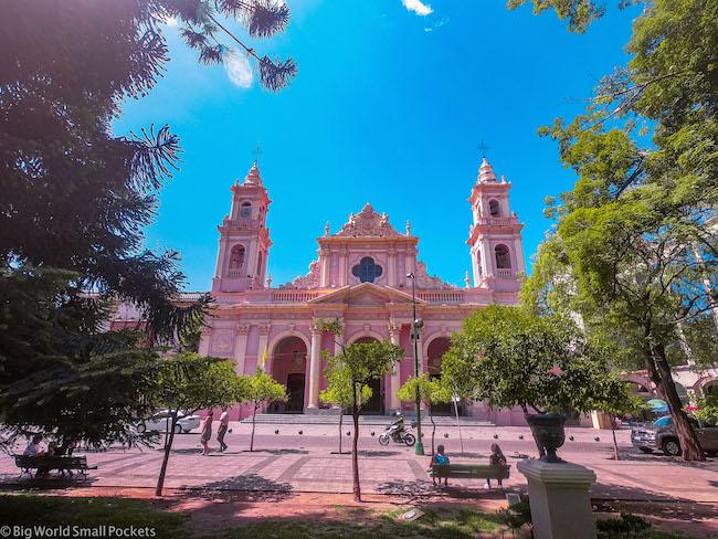 Argentina, Salta, Plaza