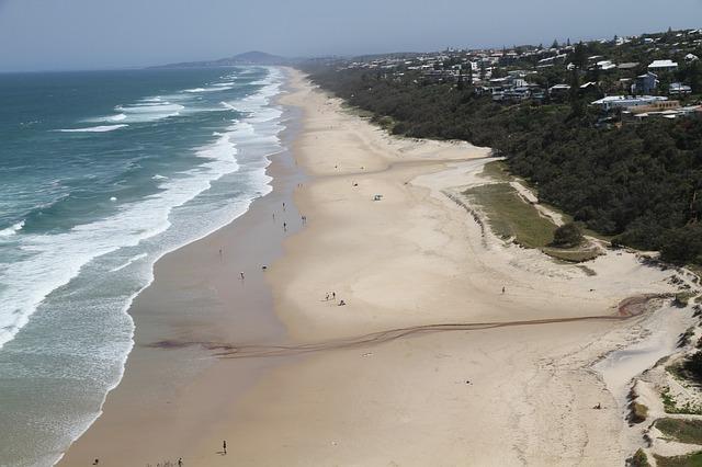 Australia, Noosa, Sunshine Beach