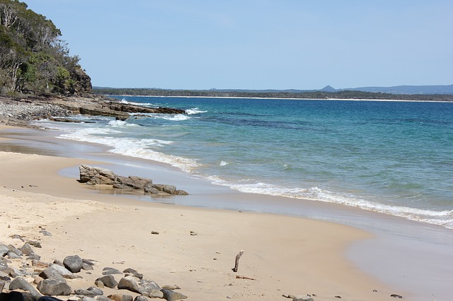Australia, Noosa, Tea Tree Bay