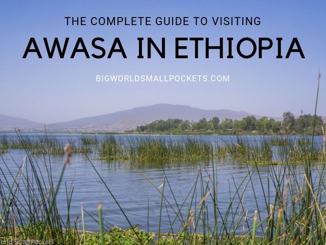 Awasa in Ethiopia
