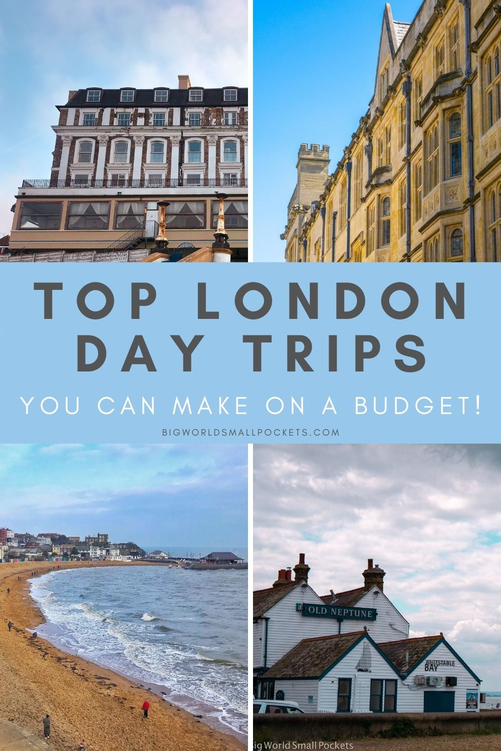 Best London Day Trips for Budget Travellers