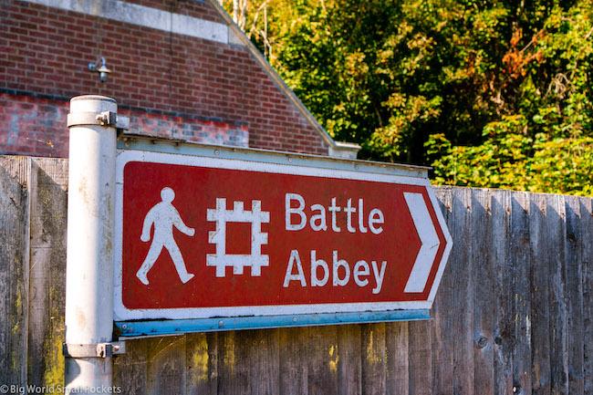 England, Sussex, Battle Abbey