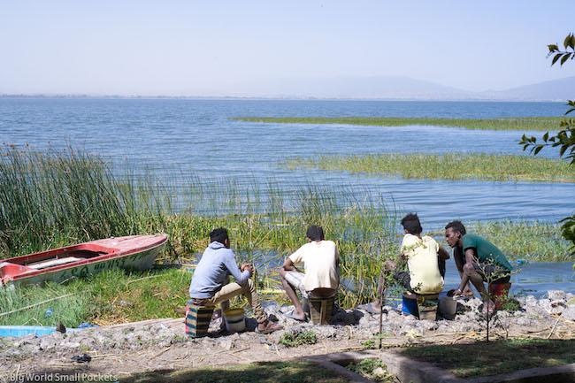 Ethiopia, Awasa, Locals