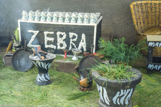 Ethiopia, Awasa, Zebra Guesthouse