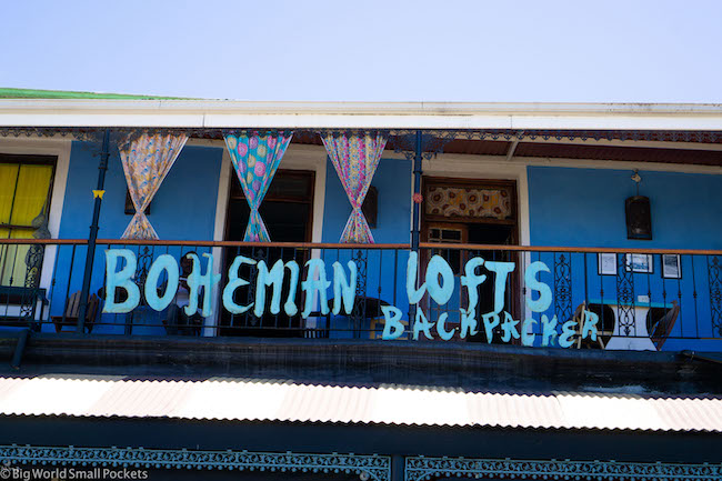 South Africa, Cape Town, Bohemian Lofts
