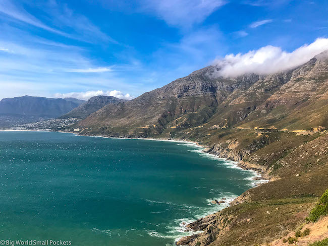 South Africa, Cape Town, Chapman's Drive