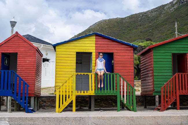 South Africa, Cape Town, St James