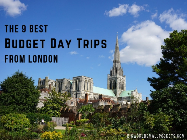 The 9 Best Budget Day Trips from London