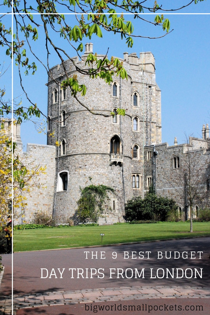 The 9 Best Day Trips to Make from London on a Budget {Big World Small Pockets}