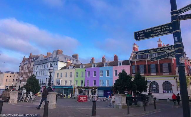 UK, Margate, Old Town