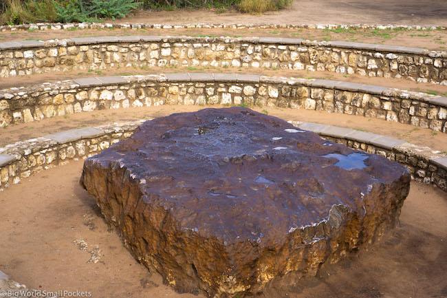 Africa, Namibia, Hoba's Meteorite