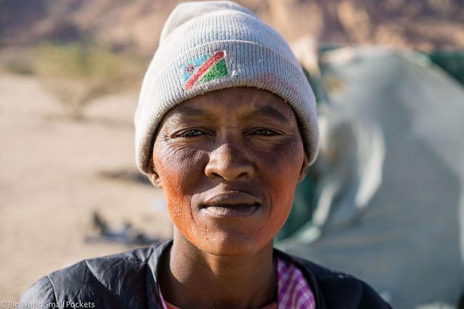 Africa, Namibia, Lady