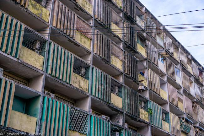 Mozambique, Maputo, Building