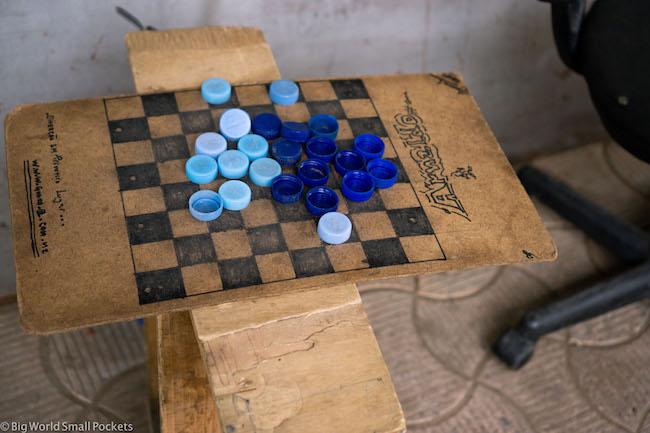 Mozambique, Maputo, Street Game
