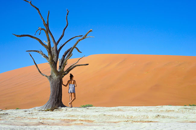 Namibia, Sossusvlei, Me