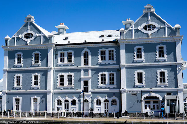 South Africa, Cape Town, Historic Building