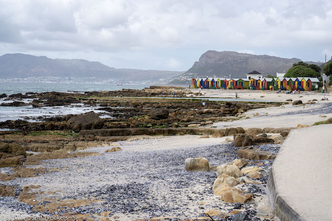 South Africa, Cape Town, Muizenberg