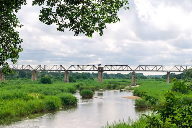 South Africa, Kruger, Bridge