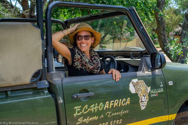 South Africa, Kruger National Park, Game Drive