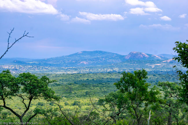 South Africa, Kruger National Park, Landscape