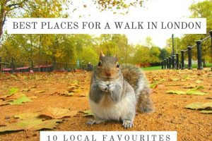 Best Places for a Walk in London : 10 Local Favourites