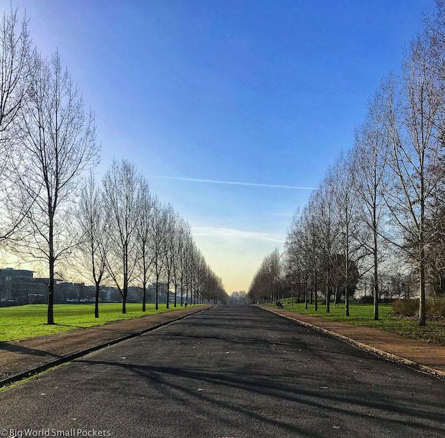 UK, London, Finsbury Park