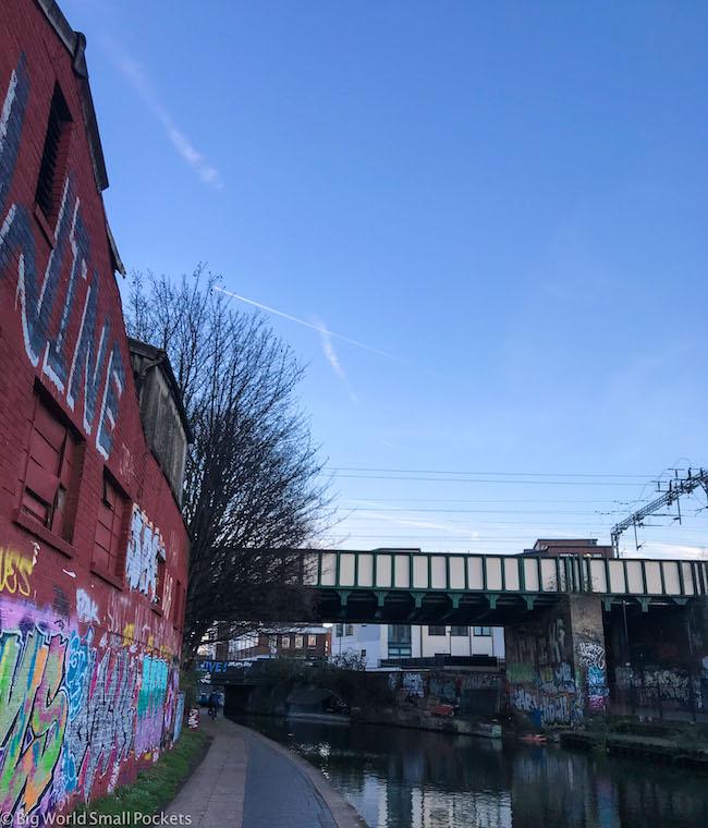 UK, London, Regents Canal