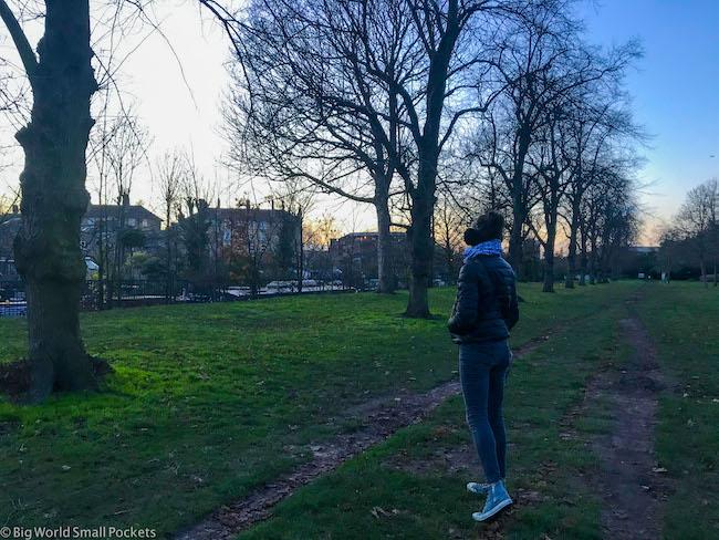 UK, London, Victoria Park