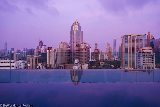 Bangkok, Ibis Styles Sukhumvit 4, Pool View
