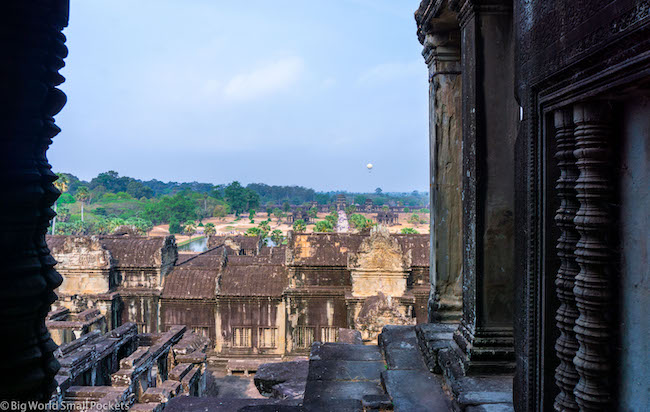 Cambodia, Angkor, Lookout