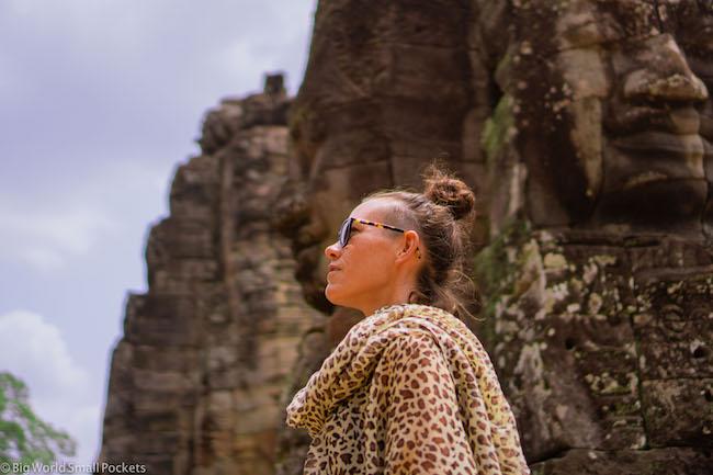 Cambodia, Angkor Wat, Me