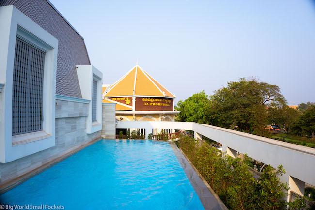 Cambodia, Siem Reap, Ibis Styles Pool