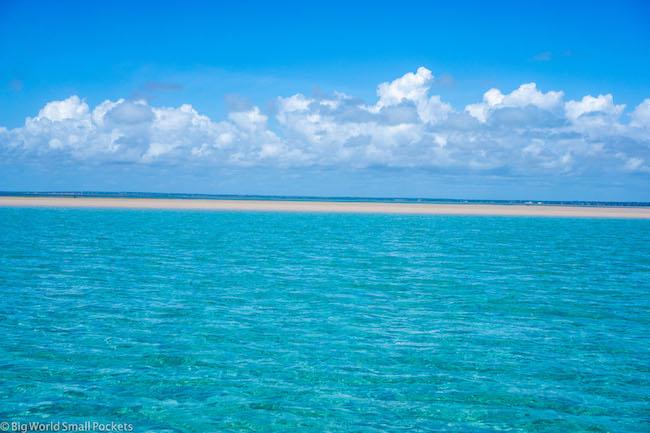 Mozambique, Indian Ocean, Open Sea