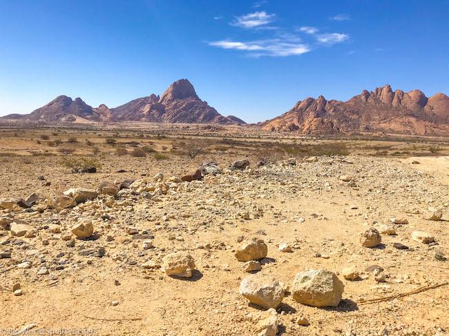 Namibia, Spitzkoppe, Desert
